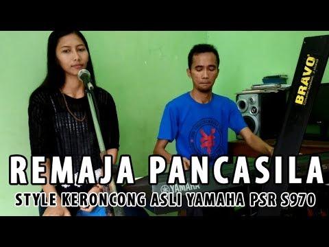Keroncong Asli Remaja Pancasila - Style Manual PSR S970