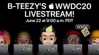 WWDC 20 Special Apple Event  LIVESTREAM w/ Brian Tong