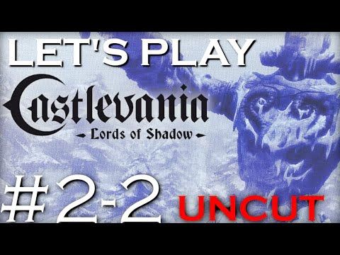Let's Play Castlevania: Lords of Shadow #2-2 — Rowsdower (Uncut) |