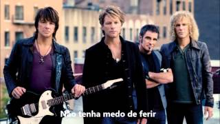 Bon Jovi What About Now - Legendado