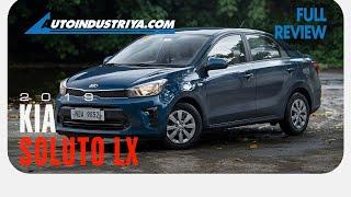 2019 Kia Soluto 1.4 LX A/T - Full Review
