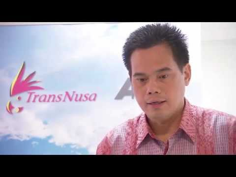 ATR Interview with Juvenile Jodjana, TransNusa CEO - 2015