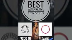 BEST Alternative for VSCO ||