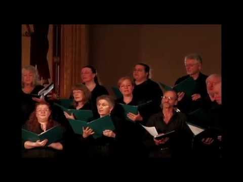 Missa secunda -- Hans Leo Hassler -  The Stairwell Carollers, Ottawa
