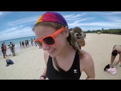 Vacation in Punta Cana: Go Pro