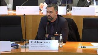 Debakel der Klimaalarmisten im Fachgespräch des Ausschusses für Umwelt, Naturschutz und ...