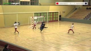 VfL 05 Hohenstein-Ernstthal gegen Arsenal Berlin - 9:6 - alle Tore im Überblick