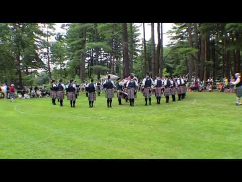 New York Metro Pipe Band (Medley) - Glasgow Lands 2014
