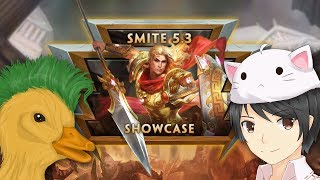 SMITE - 5.3 Patch Discussion (w/ MythyMoo & Punk Duck)
