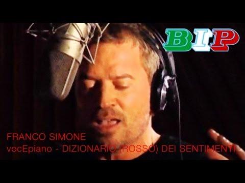 Franco Simone - VocEpiano - Dizionario (Rosso) Dei Sentimenti - Full Album