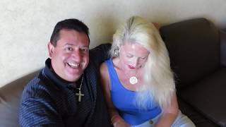Chris Surprises Lisa With A Diamond Ring For Their Anniversary.