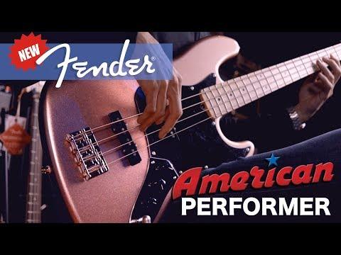 Nuovi Fender American PERFORMER! Demo Review (ITA)
