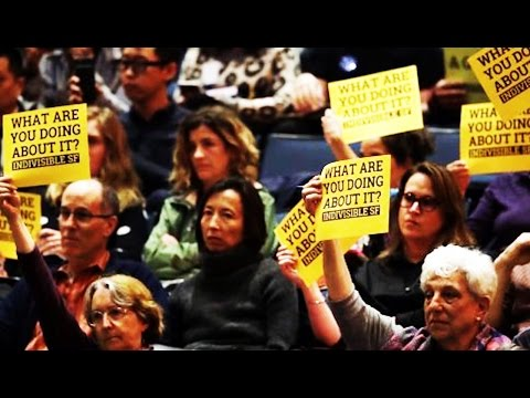 Sen. Dianne Feinstein Booed At Town Hall For Refusal To Support Single-Payer Healthcare