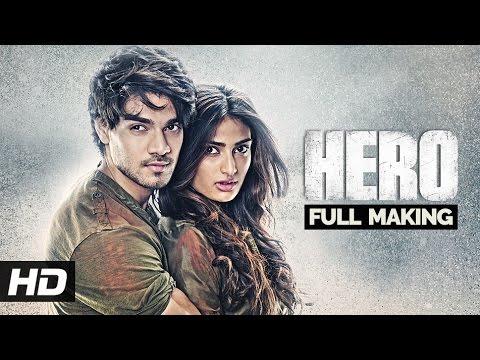 Hero | Full Making | Sooraj Pancholi, Athiya Shetty