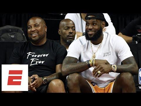 NBA summer league highlights: LeBron James enjoys Lakers' action, Collin Sexton shows out | ESPN