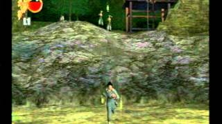 Crouching Tiger Hidden Dragon Game Trailer