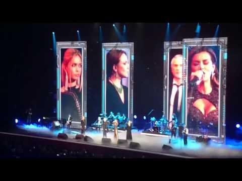Валерий Меладзе и группа ВИА Гра Анна, Вера, Альбина live