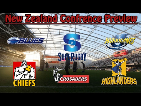 2017 Super Rugby - New Zealand Squads Preview