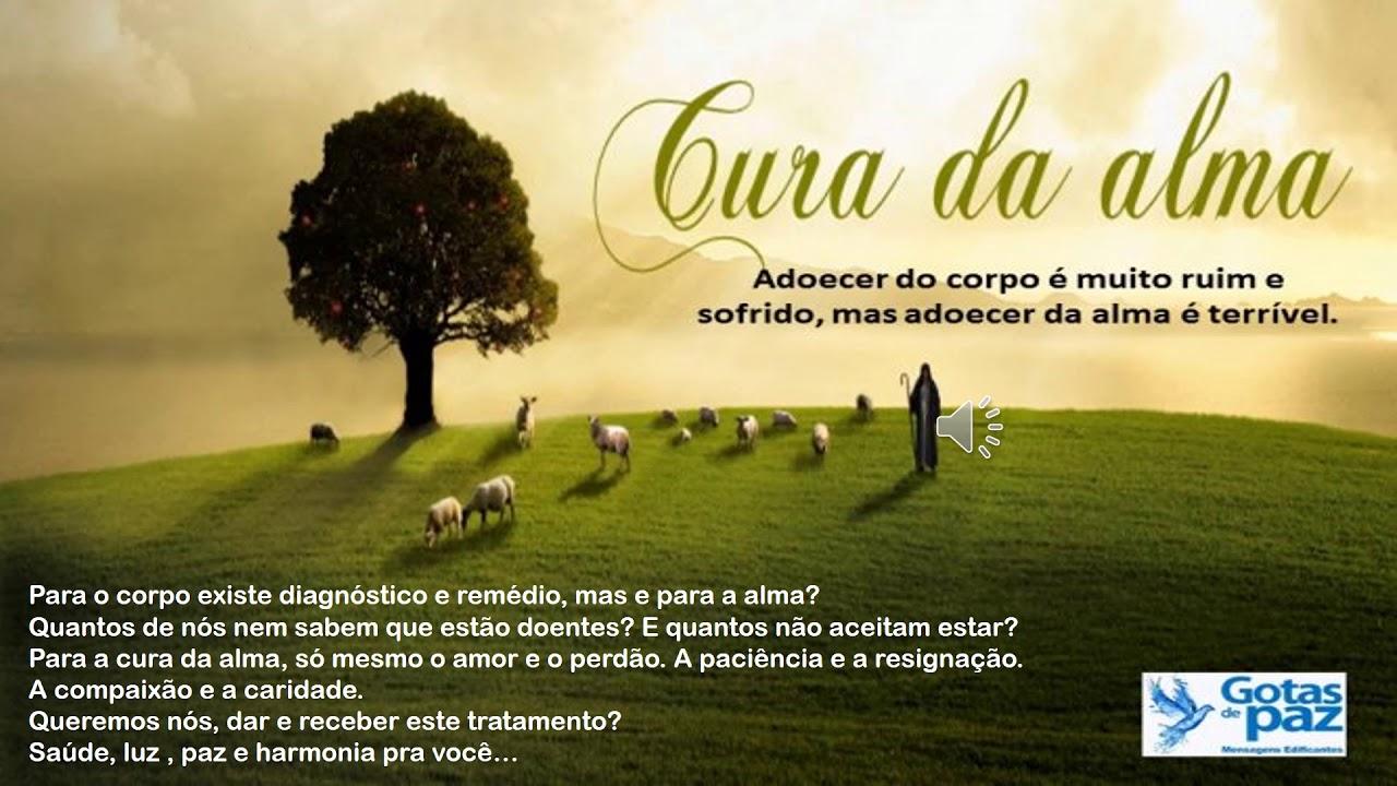 CURA DA ALMA(Áudio)