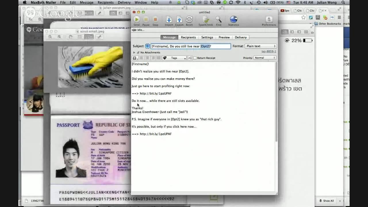 Как сделать рассылку с ePochta Mailer, Руководство