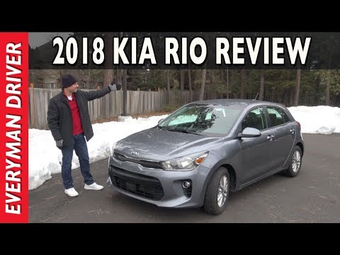 Here's The 2018 Kia Rio Review On Everyman Driver