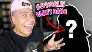NEW CLOUT GANG MEMBER OFFICIALLY JOINS!! **EX TEAM 10 MEMBER?!** thumbnail