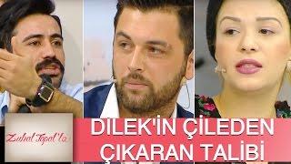 Zuhal Topal'la 110. Bölüm (HD) | Yelda'nın Kuzeni Dilek'e Talip Oldu, İbrahim Çileden Çıktı!