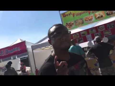 Seattle Hempfest 2015- Best Filipino Food