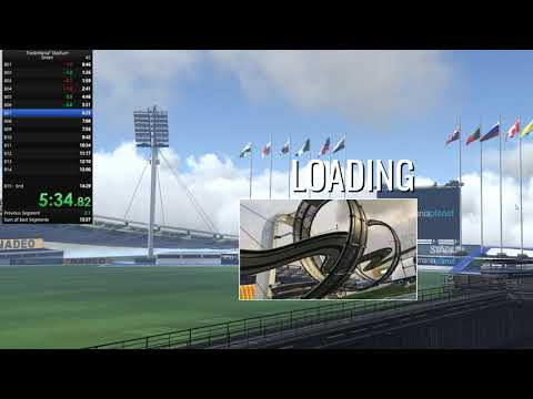 UD7 - Trackmania Stadium: Green Cup (time w/o loads) in 14:01 |