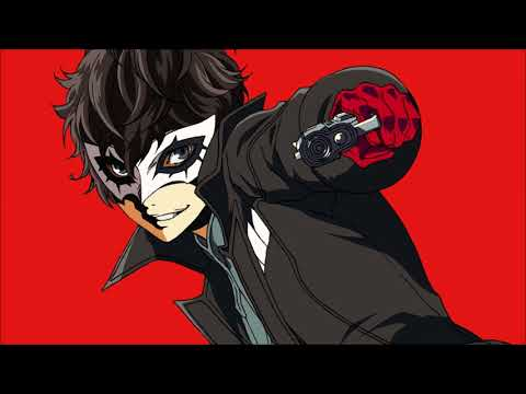 Persona 5 The Animation || Break In To Break Out (Lyrics In Description)