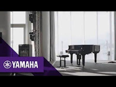 Yamaha disklavier ENSPIRE