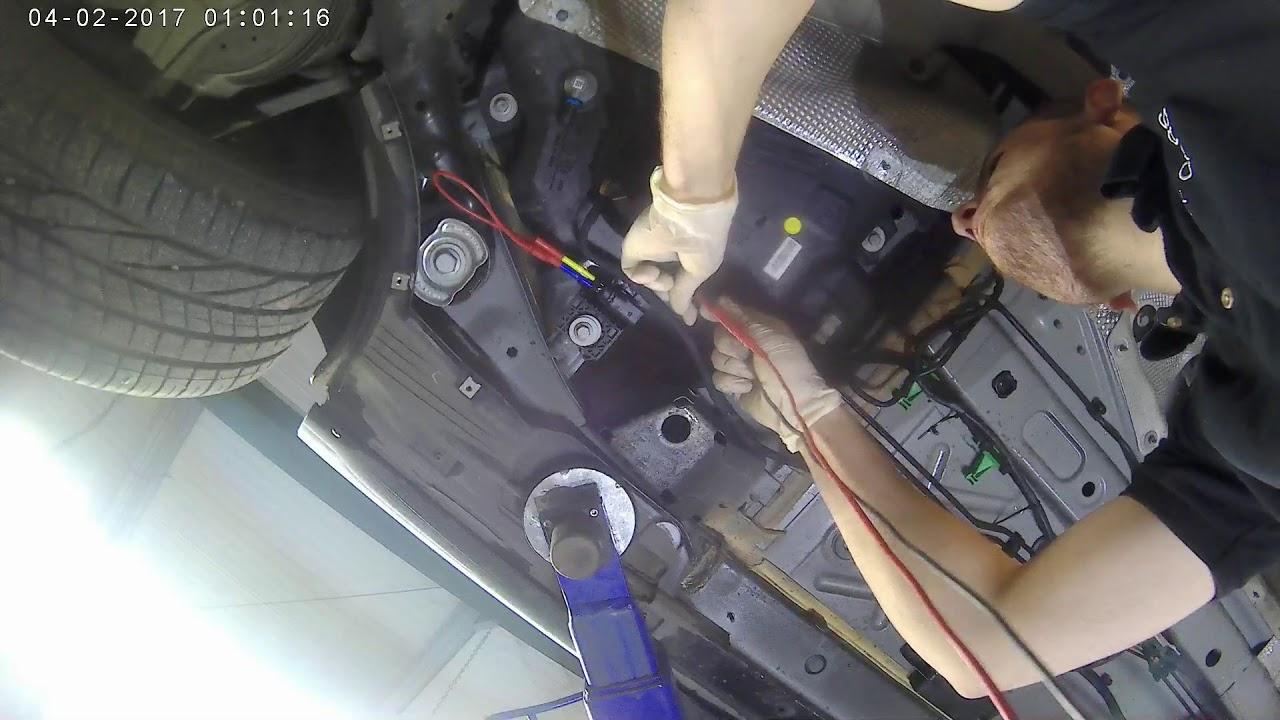 Audi Q5 SCR Adblue Fault Repair