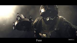 Rainbow 6: Siege Все ролики оперативников (Сезон 1)