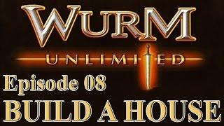 wurm Unlimited Wurm Online Tutorial - Building a Bridge