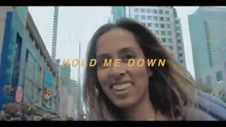 Смотреть клип Anjulie - Hold Me Down