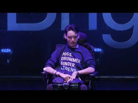 Finding Where You Belong: A Story of Disability and Education | Joss Perring | TEDxBrighton
