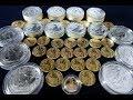 Economist Jim Rickards On Gold Versus Bitcoin - YouTube