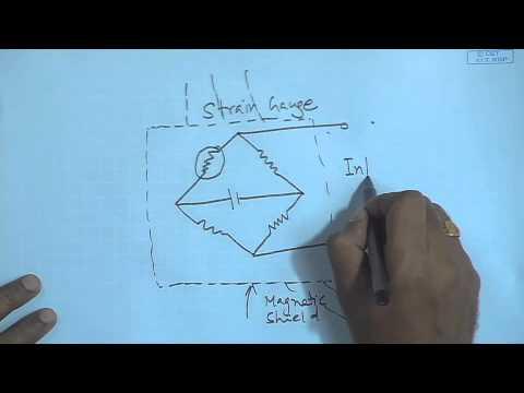 Mod-01 Lec-37 Lecture-37-Instrumentation: General Principles of Measurement Systems (Contd...2)