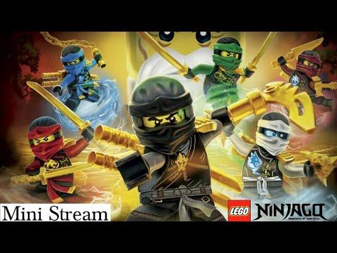 Lego Ninjago Movie Video Game Mini Stream!  