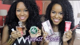August Favorites 2014! Thumbnail