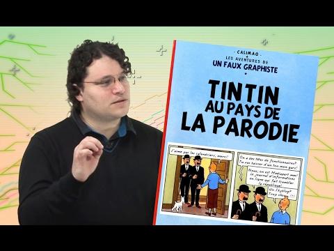 56Kast #68 : Tintin au pays de la parodie