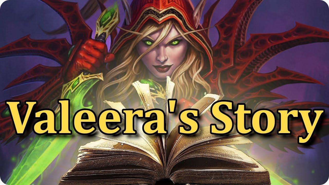Book of Heroes - Valeera