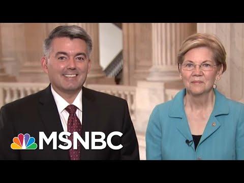 Bipartisan Senate Pair Team Up On Marijuana Bill | Morning Joe | MSNBC