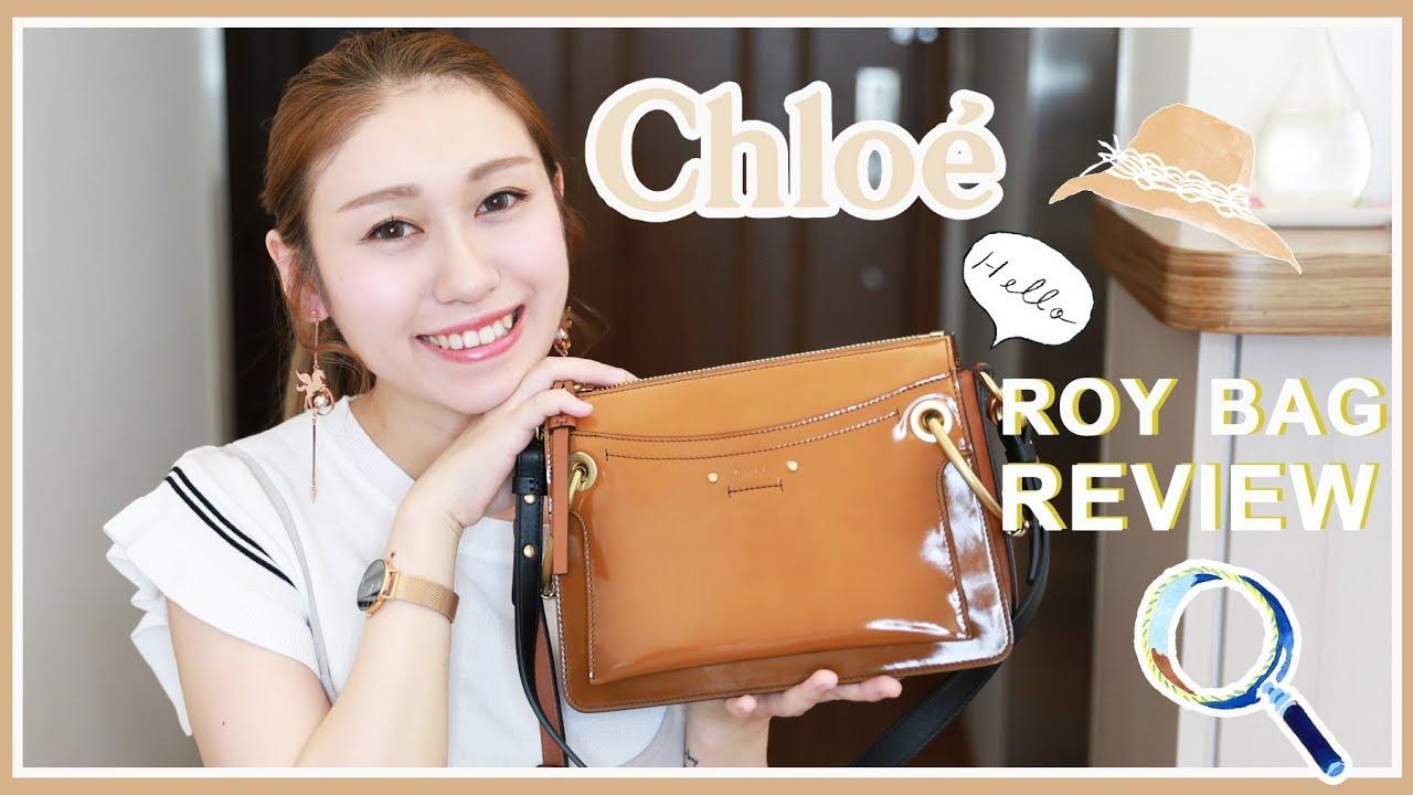 02df2b12e19e Chloé ROY BAG Review - YouTube