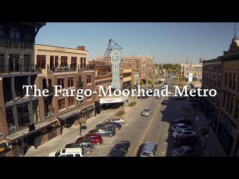 The Fargo-Moorhead Metro (yes, Metro)