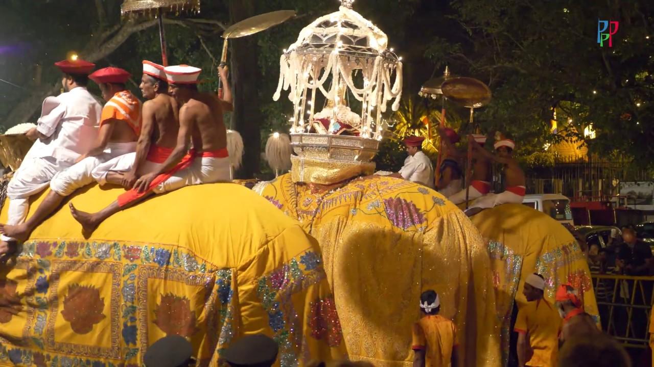 Download 4K- Sri Lanka - World's Renowned Kandy Sri Dalada Perahera