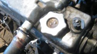 видео Руководство по замене прокладки головки блока цилиндров на ВАЗ 2109