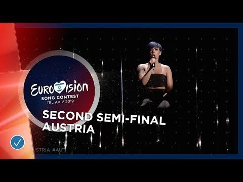 PÆNDA - Limits - Austria - LIVE - Second Semi-Final - Eurovision 2019