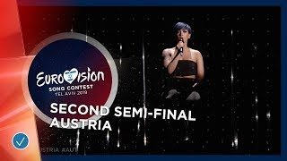 PÆNDA - Limits - Austria - LIVE - Second Semi-Final - Eurovision 2019
