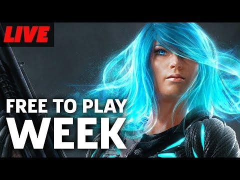 Quake Champions Is Free To Play This Week | Live Gameplay